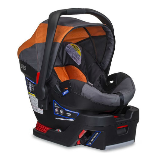BOB B-Safe 35 Infant Car Seat Review
