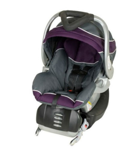 Baby Trend Flex Loc Infant Car Seat Review