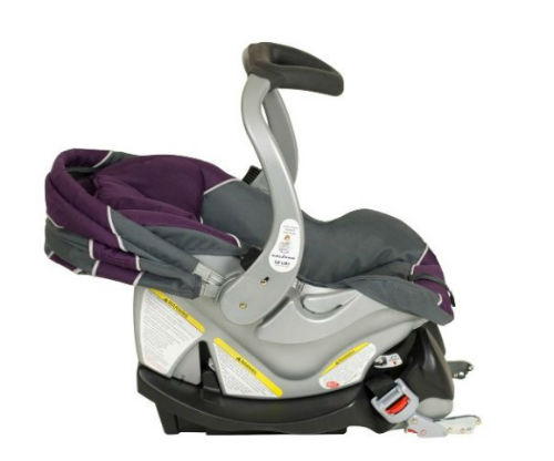 Most Narrow Infant Car Seat