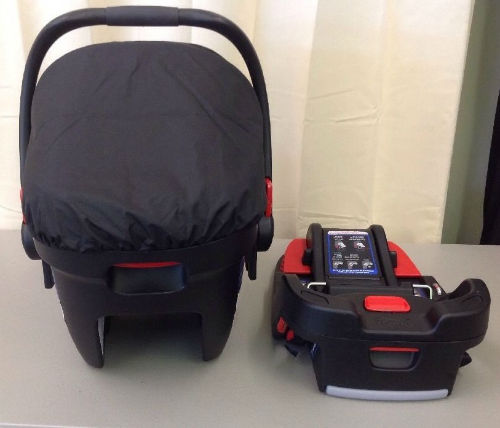 Britax B Safe 35 Infant Car Seat Real