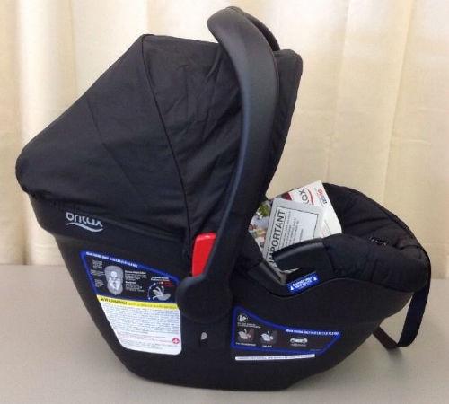 Britax B Safe 35 Infant Car Seat Real