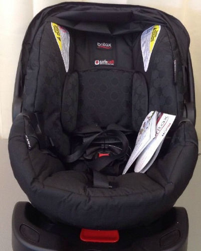 Britax B Safe 35 Infant Car Seat With