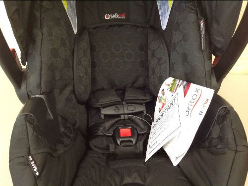 Britax B Safe 35 Infant Car Seat Zoom