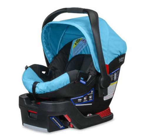Britax B-Safe Infant Car Seat Review