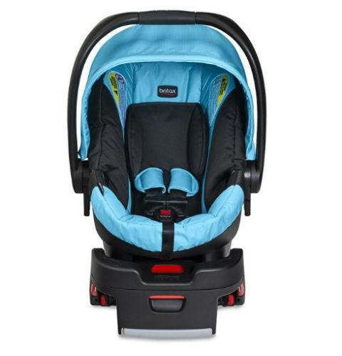 Britax B Safe Infant Car Seat Front W500