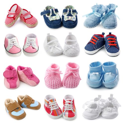 winter is coming baby - shoes