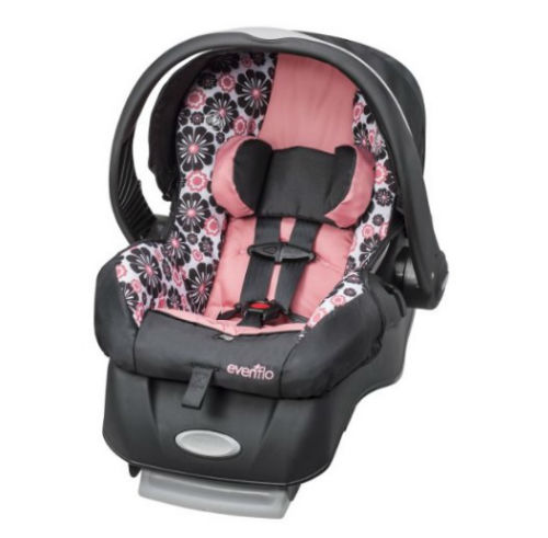 Evenflo Embrace LX Infant Car Seat Review