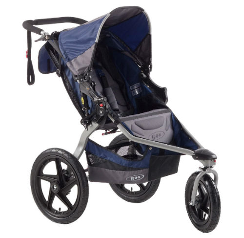 Bob Revolution SE Single Stroller Review