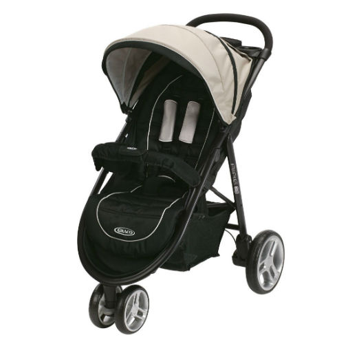 Graco Aire3 Click Connect Stroller Review