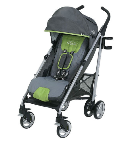 Graco Breaze Click Connect Stroller Review