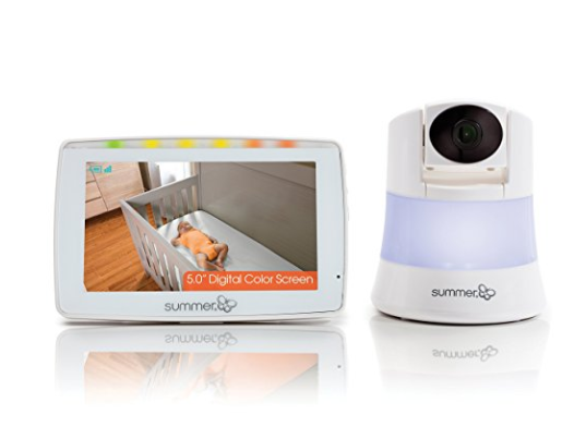 Summer Infant Wide View Digital Baby Monitor