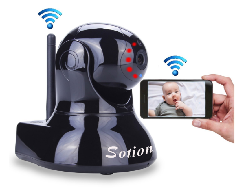 Sotion HD Wi-Fi Security Surveillance Monitor