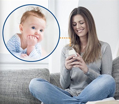 VTech Safe and Sound Baby Monitor