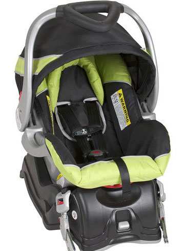 Baby Trend Inertia Car Seat Weight