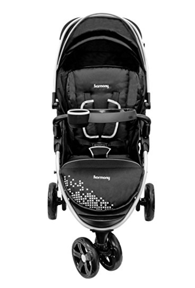 Harmony Urban Deluxe Convenience Stroller